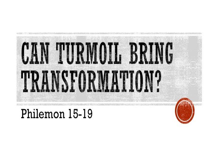 Sermon 9-1-19